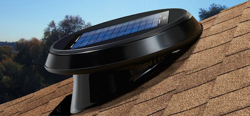 Solar Star RM 1200 Solar Powered Attic Fan