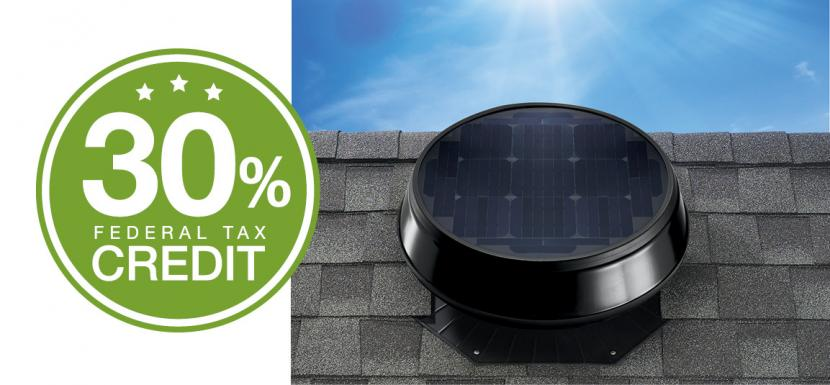 Attic Fans 30% Tax Credit